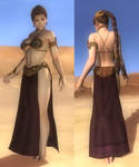 DoA5 Mod - Kasumi: Leia Slave