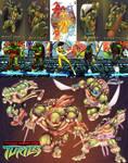 SFxT Mods - TMNT Pack by Segadordelinks