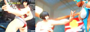 SFV Mod - Hot Nadeshiko (Playable)