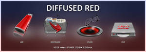 Diffused Red