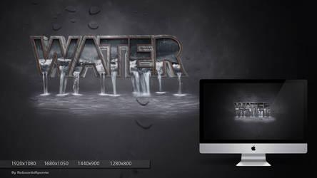 Water wallpaper pack by Robsonbillponte666