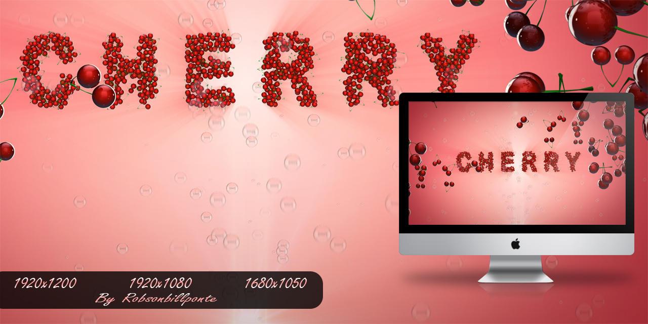 Cherry Wallpaper by Robsonbillponte666
