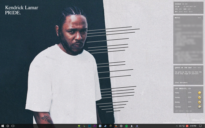 Kendrick by MUOChris