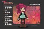 [PM2013] TRISHA Paper-Doll (Flash Dress Up Game)