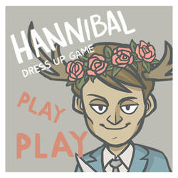 Hannibal - Hannibal Lecter Dress Up Game