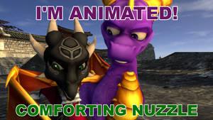 SFM GIF TLoS: DoTD 'Comforting Nuzzle'