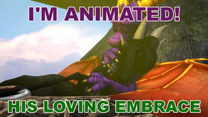 SFM GIF TLoS: DoTD 'His Loving Embrace'