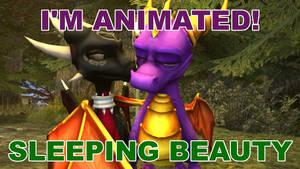 SFM GIF TLoS: DoTD 'Sleeping Beauty'