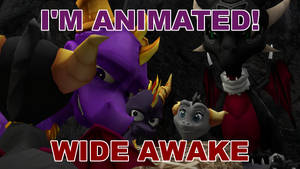 SFM GIF The Legend of Spyro: DoTD 'Wide Awake'