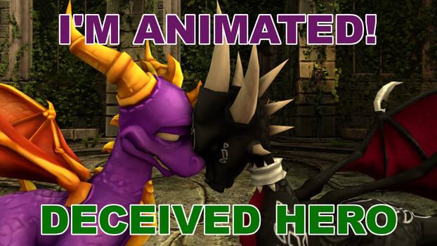SFM GIF The Legend of Spyro: DoTD 'Deceived Hero'