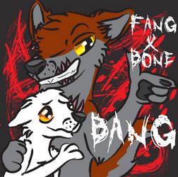 COTW fanart: FangxBone by NightWolfDragon