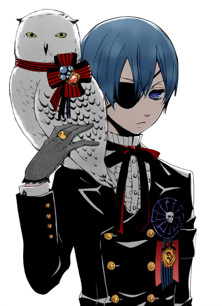 Ciel Phantomhive X Maid Reader Part 1 By Xsweetestluck