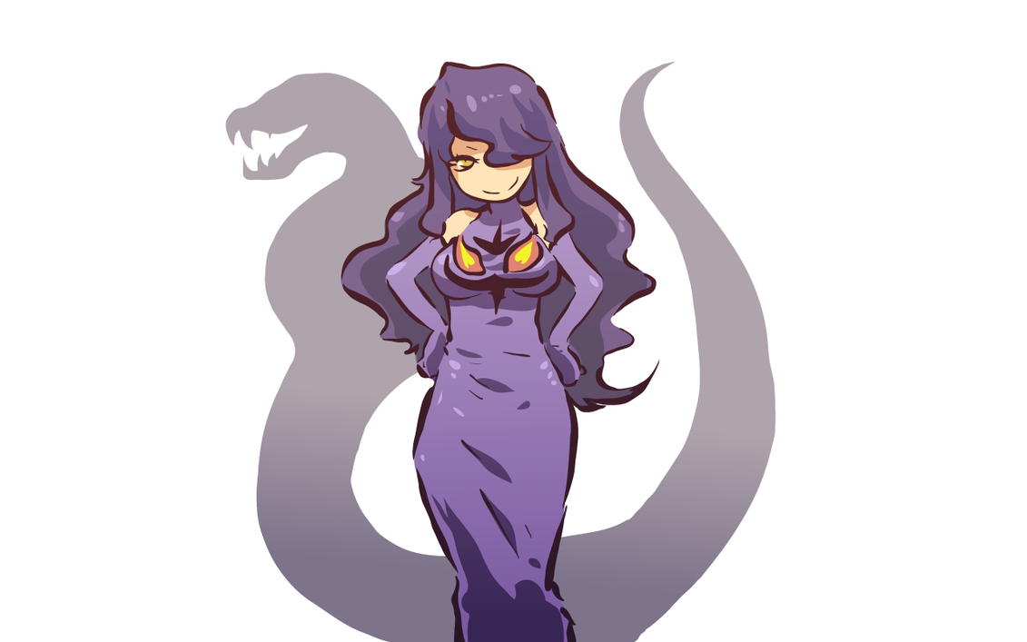 High-Res 024 Arbok by aesryft on DeviantArt