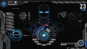 Iron Man S H I E L D