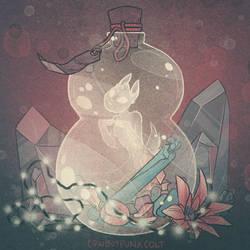 Soul Jar - Miep (animated) by cowboypunk
