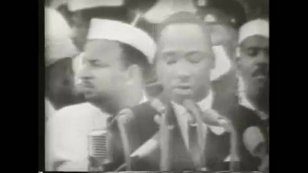 NOW IS THE TIME - Martin Luther King Jr.