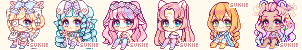 Cheesecake Icons [More Added] by Sukiie