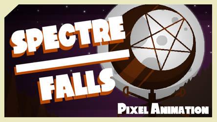 Spectre Falls (Halloween Animation) by JamesTechno998