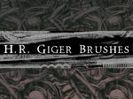 H.R. Giger Brushes