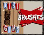 Tiki Gimp Brushes