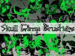 Skull Gimp Brushes