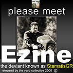 Meet StamatisGR Ezine by The-Yard-Collective