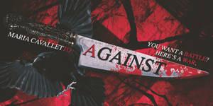 Against - Wattpad Banner