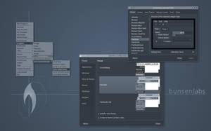 FlatSlate Openbox/GTK theme