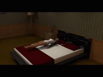 MMM Sleeping Animation by njae2
