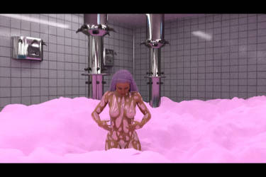 Pink goo, good for you by njae2