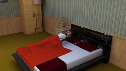 MMM Sleeping Animation (rework) by njae2
