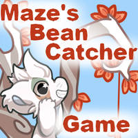 Maze's Bean Catcher -Flash Game by jessabelleanna