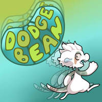 Dodge Bean Flash Game by jessabelleanna