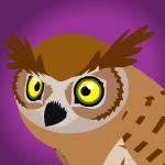 Great Horned Owl base by PurpleRat-YS