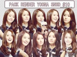 [PACK RENDER] YOONA SNSD #10 by bonsociu009