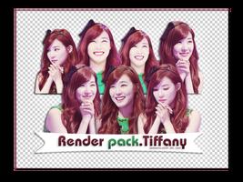 render pack. tiffany by bonsociu009