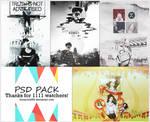 PSD PACK.