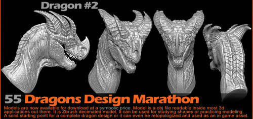 Dragon 2 by damir-g-martin
