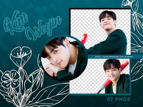 Pack Png #10 - Kim Woojin (Stray Kids)