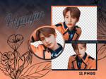 Pack Png #13 - Hwang Hyunjin (Stray Kids)