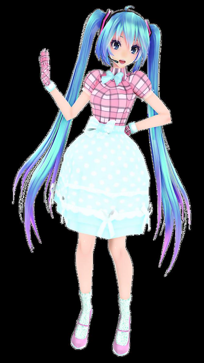 Tda Miku Lolita Model DL V10 by Alylisa
