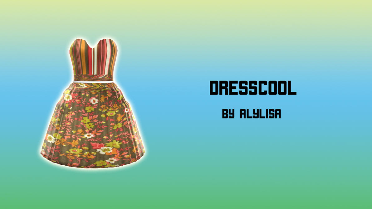 DressCool by alylisa DL by Alylisa