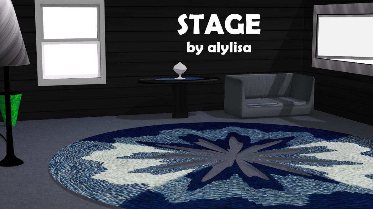 DL Stage by alylisa by Alylisa