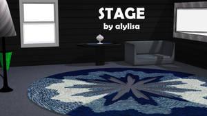 DL Stage by alylisa by Alylisa