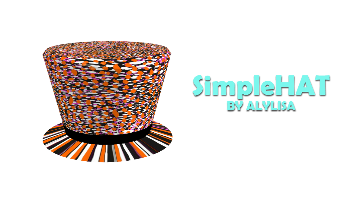DL Simple HAT by alylisa by Alylisa