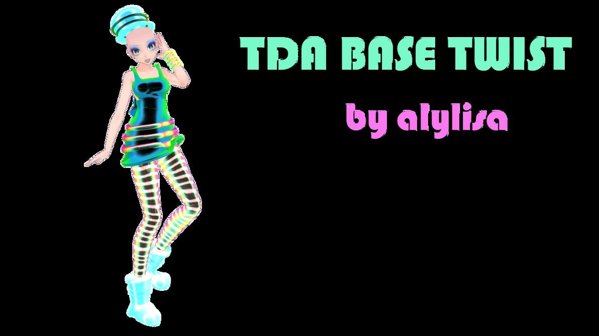 TDA Base twist by alylisa by Alylisa