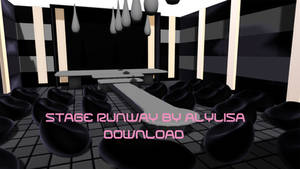 STAGE RUNWAY by alylisa