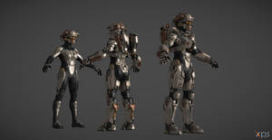 Xcom 2' Pack 1 XPS ONLY!!! by lezisell on DeviantArt