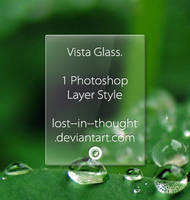 Vista Glass Style by lost--in--thought