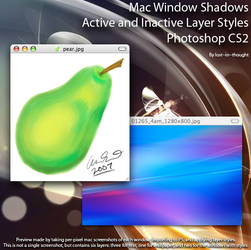 Mac Window Shadows